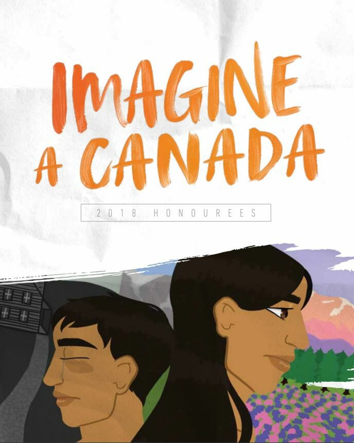 2018 Imagine a Canada Web Book