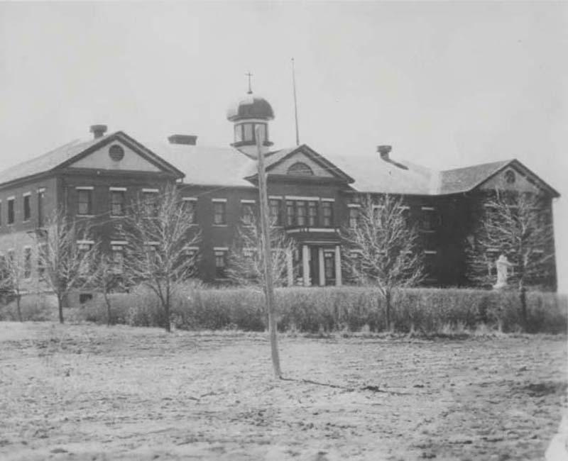 Crowfoot St. Joseph's building