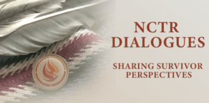 NCTR Dialogues Event poster.