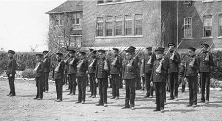 school cadets
