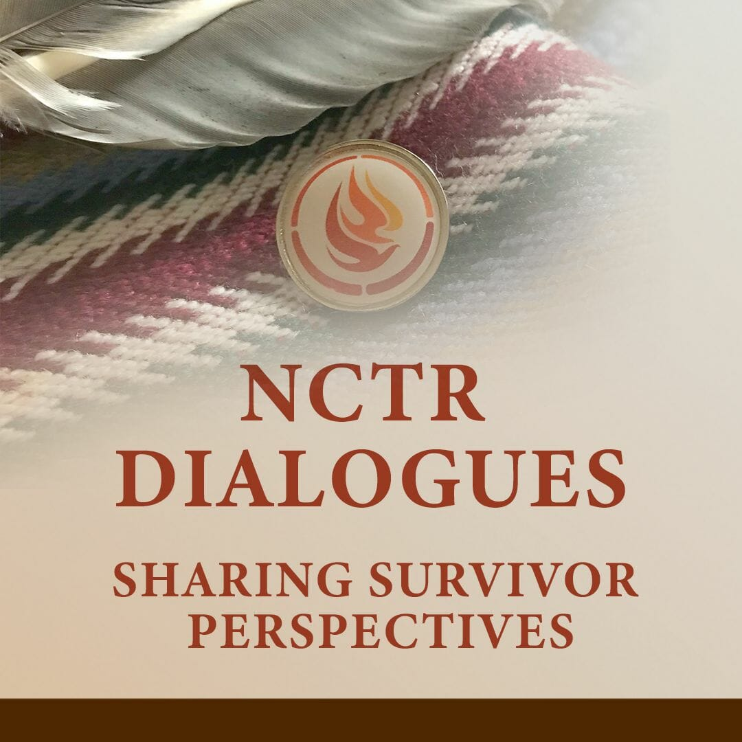 NCTR Dialogues event poster