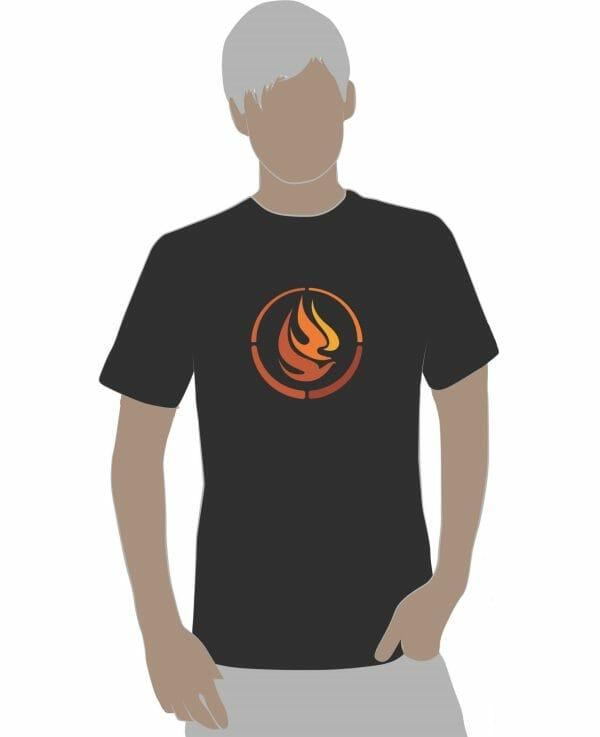 Black NCTR t-shirt