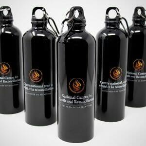 NCTR water bottle