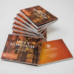 Truth and Reconciliation Calls to Action book