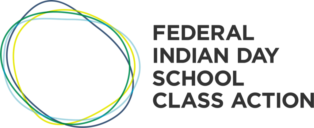 federal indian day school class action logo