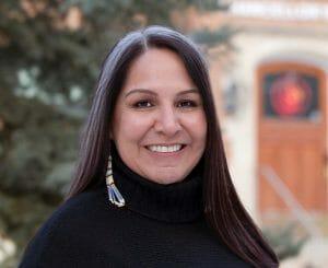 Executive Director Stephanie Scott