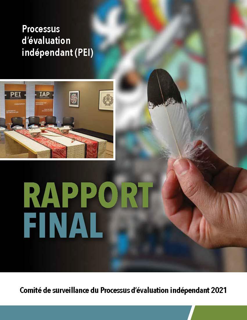 Processus d'évaluation indépendant (PEI) RAPPORT FINAL