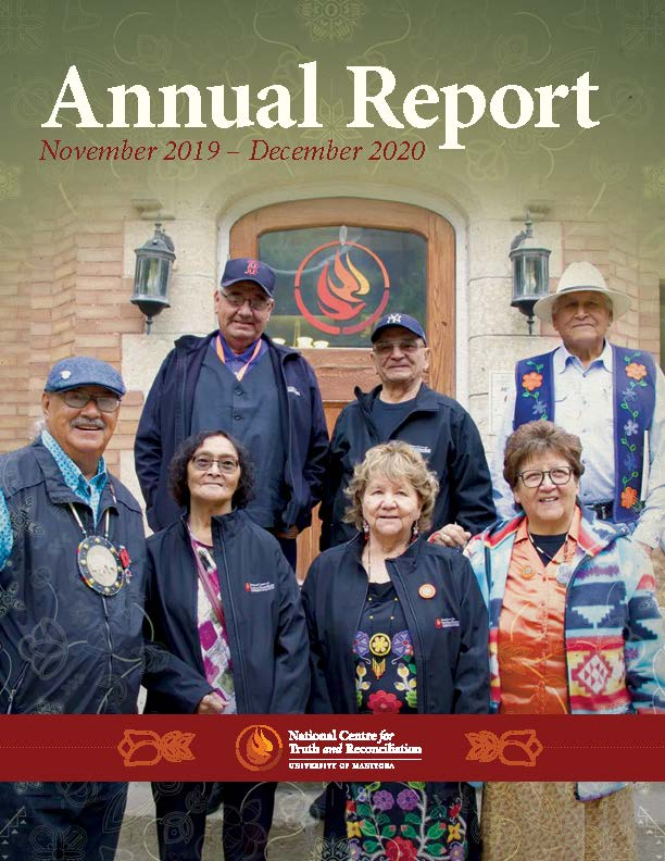 The 2019-2020 NCTR Annual Report (PDF)